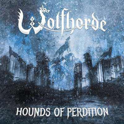 "WOLFHORDE: Lyric-Video vom ""Hounds of Perdition"" Album"