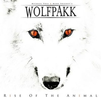 "WOLFPAKK: Cover-Artwork zu ""Rise Of The Animal"""