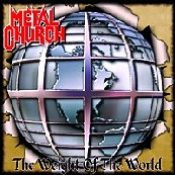 METAL CHURCH : The Weight Of The World