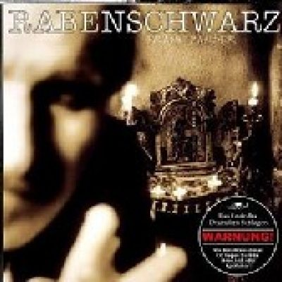 FRANK ZANDER: Rabenschwarz