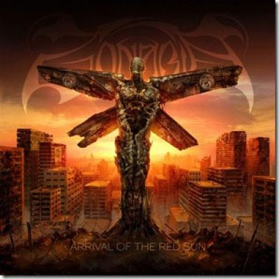 ZONARIA: neues Album ´Arrival Of The Red Sun´