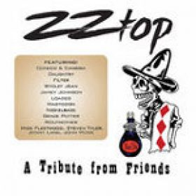 ZZ TOP: ´A Tribute From Friends´ – Coveralbum